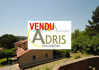 Sale House 4 rooms 72m² Peyrins (26380) - photo