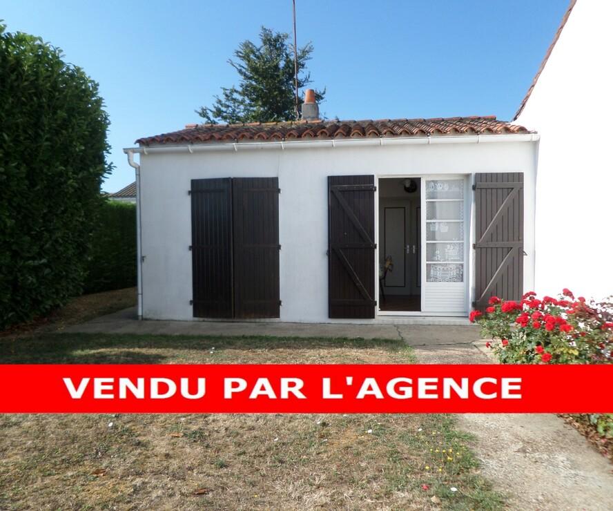 Vente Maison 2 pièces 34m² Olonne-sur-Mer (85340) - photo