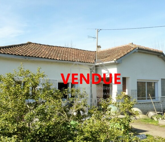 Vente Maison 5 pièces 115m² Samatan (32130) - photo