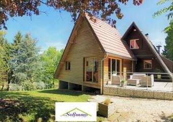 Vente Maison 7 pièces 103m² Les Abrets (38490) - photo
