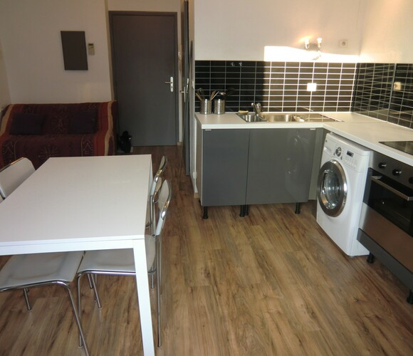 Vente Appartement 1 pièce 22m² Grenoble (38000) - photo