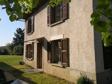 Vente Maison 3 pièces 73m² Saint-Siméon-de-Bressieux (38870) - photo