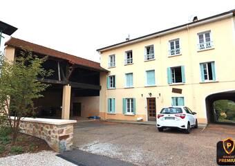 Vente Maison 9 pièces 250m² Cours-la-Ville (69470) - photo