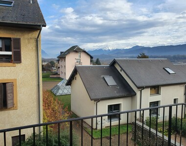 Location Appartement 3 pièces 66m² Montmélian (73800) - photo