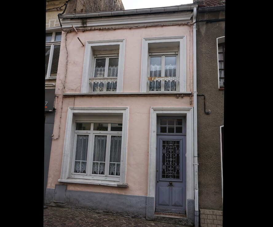 Sale House 4 rooms 66m² Montreuil (62170) - photo