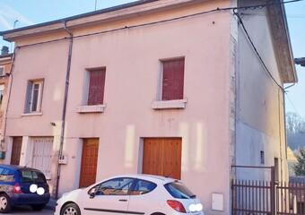 Vente Maison 5 pièces 112m² Bourgoin-Jallieu (38300) - photo