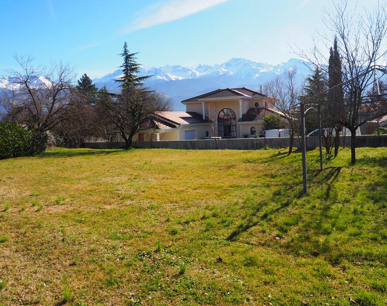 Vente Terrain 749m² Saint-Ismier (38330) - photo