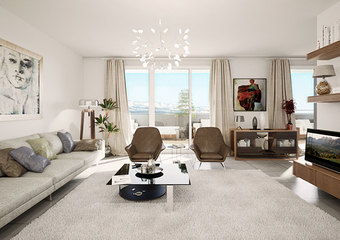 Vente Appartement 3 pièces 62m² Meylan (38240)