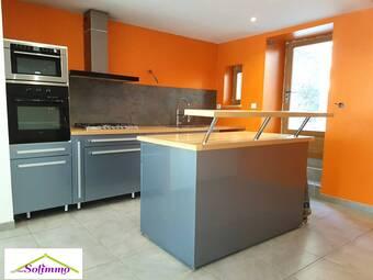 Vente Maison 5 pièces 120m² Morestel (38510) - photo