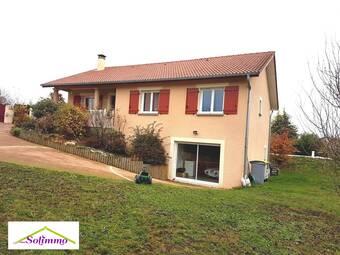 Vente Maison 6 pièces 116m² Morestel (38510) - photo