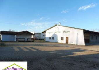 Vente Local commercial 640m² Aoste (38490) - photo