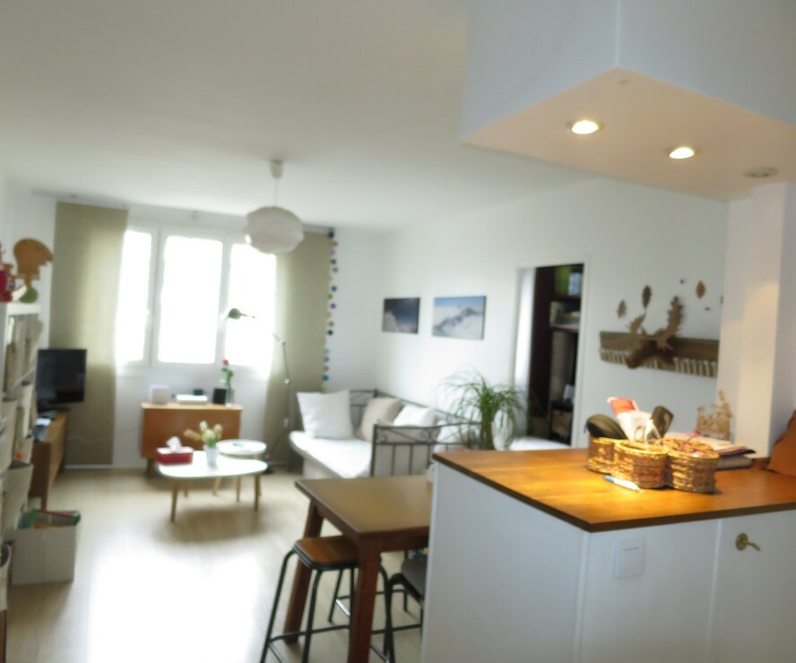 Vente Appartement 5 pièces 77m² Grenoble (38100) - photo