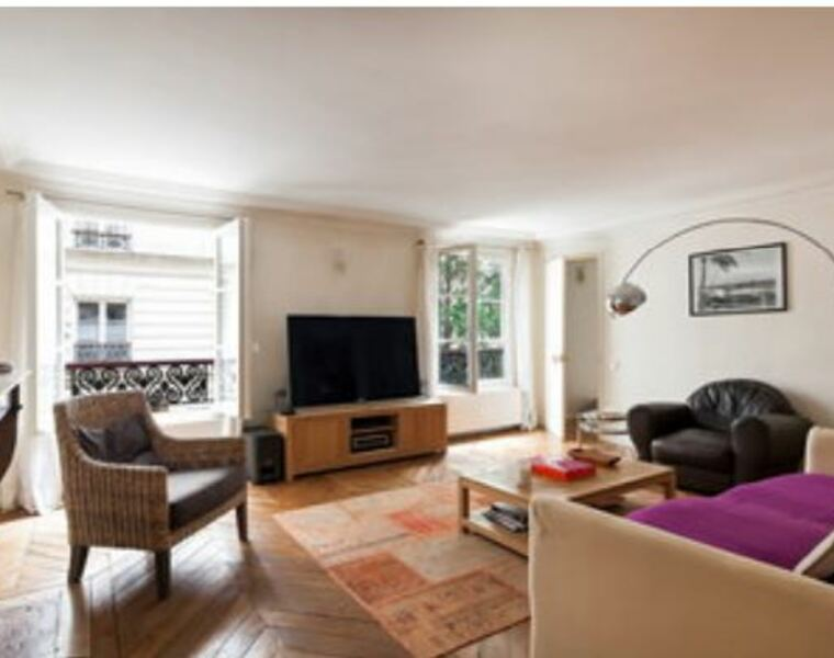 Vente Appartement 4 pièces 84m² Paris 06 (75006) - photo