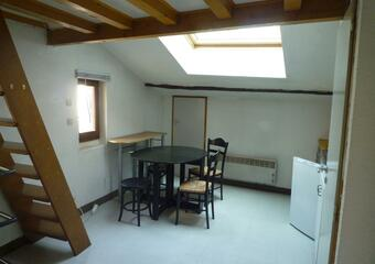 Location Appartement 18m² Grenoble (38000) - photo