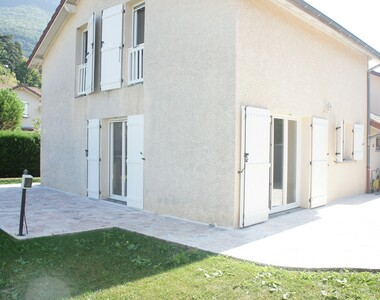 Sale House 5 rooms 118m² Fontanil-Cornillon (38120) - photo
