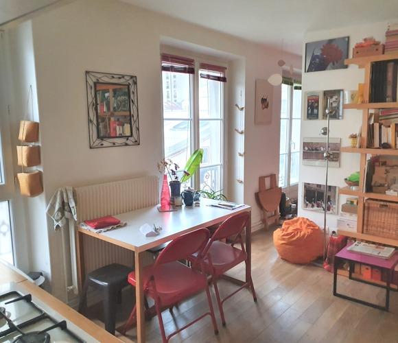 Vente Appartement 2 pièces 28m² Paris 19 (75019) - photo