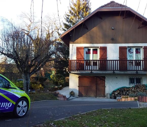 Vente Maison 4 pièces 85m² Paladru (38850) - photo