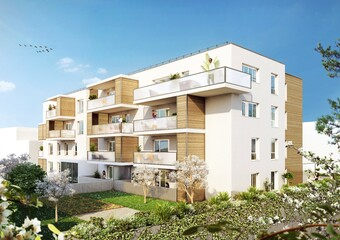 Sale Apartment 3 rooms 61m² Saint-Martin-d'Hères (38400) - photo