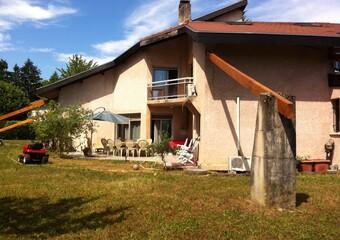 Vente Maison 6 pièces 200m² MONTBONNOT-SAINT-MARTIN - photo
