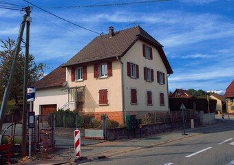 Vente Maison Manspach (68210) - photo