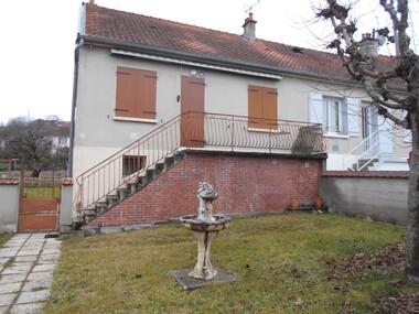 Vente Maison 4 pièces 70m² Saint-Yorre (03270) - photo
