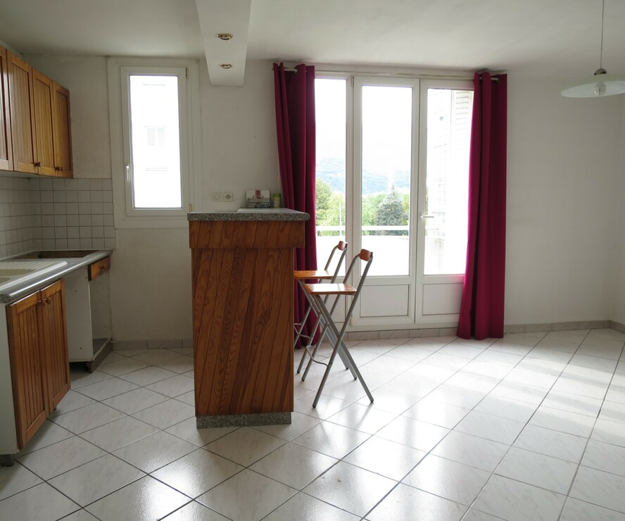 Location Appartement 3 pièces 49m² Grenoble (38100) - photo