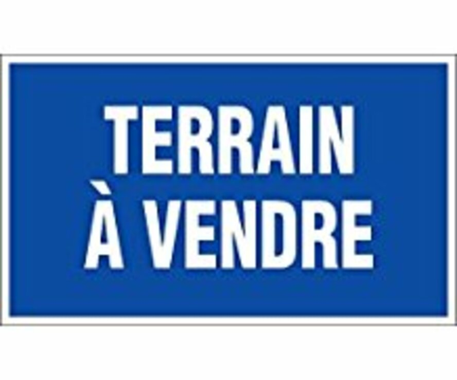 Vente Terrain 1 632m² Hyères (83400) - photo
