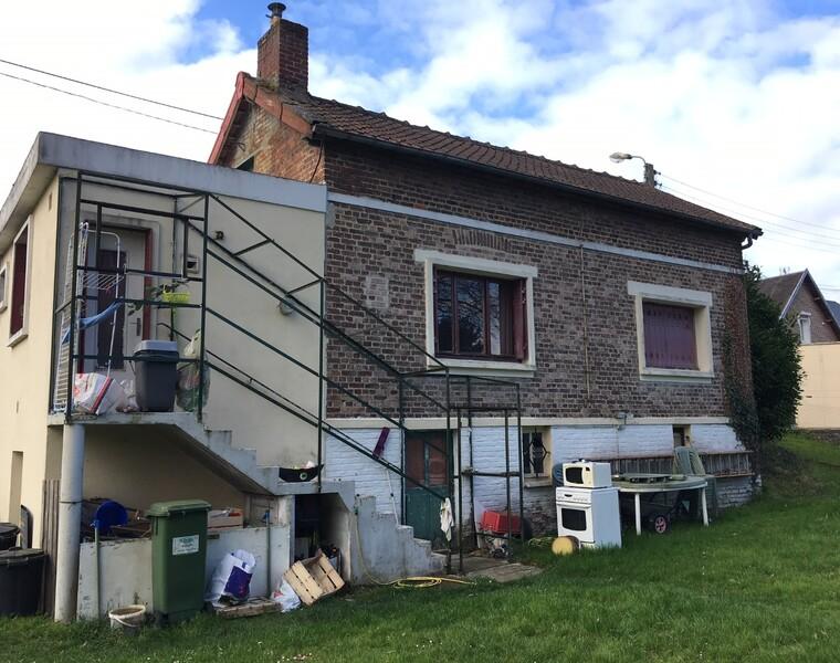 Vente Maison 4 pièces 60m² Tergnier (02700) - photo