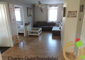 Vente Immeuble 5 pièces 135m² Lefaux (62630) - photo