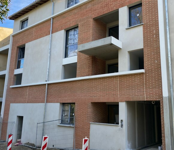 Vente Appartement 2 pièces 43m² Castanet-Tolosan (31320) - photo