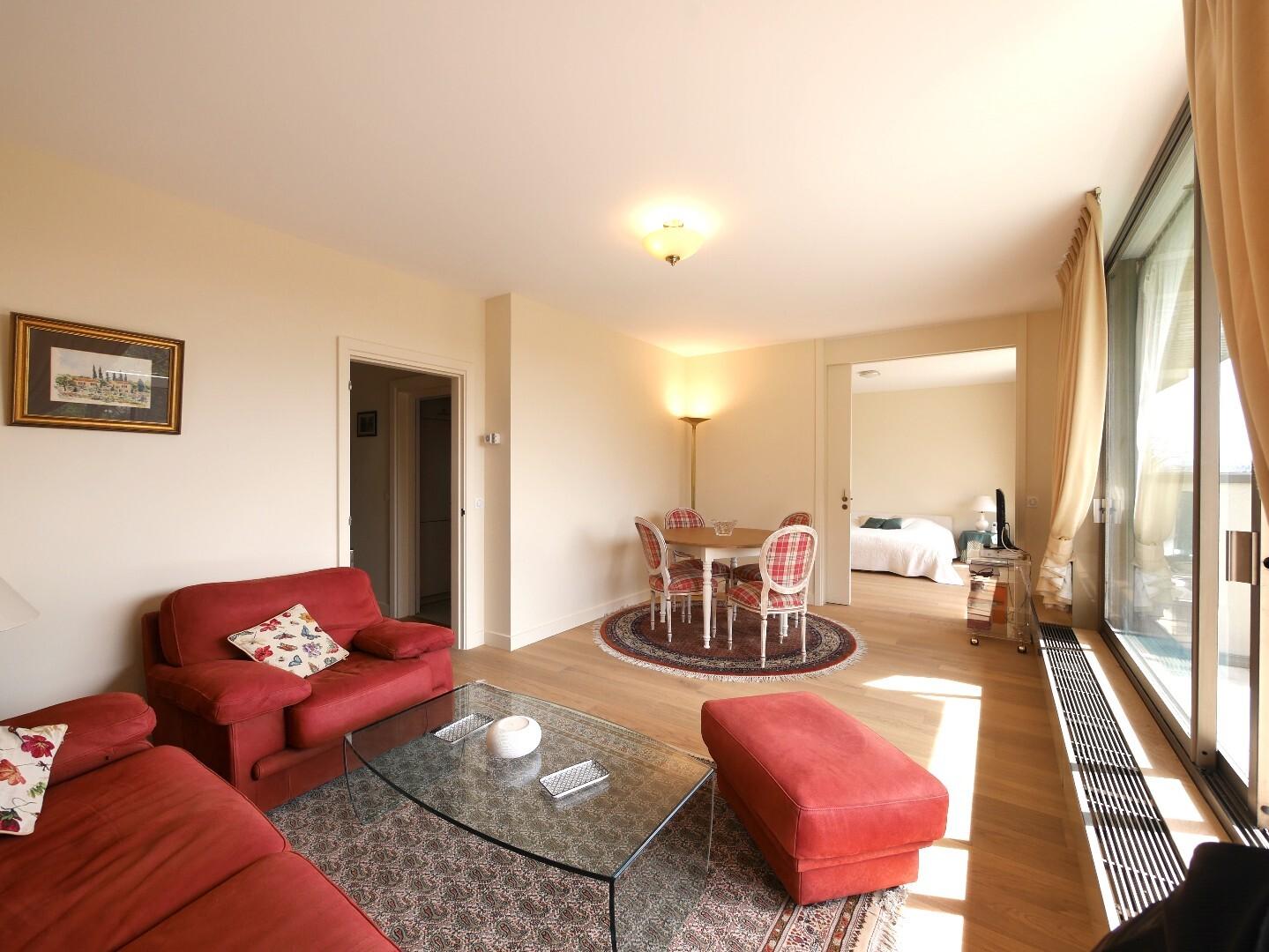 Location Appartement, 2 Pièces, 1 Chambre, Surface 55,25m²