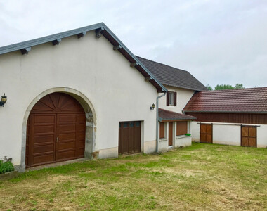 Vente Maison 5 pièces 127m² Athesans-Étroitefontaine (70110) - photo