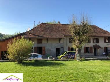 Vente Maison 7 pièces 120m² Les Abrets (38490) - photo