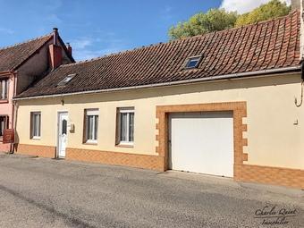 Vente Maison 4 pièces 91m² Hucqueliers (62650) - photo