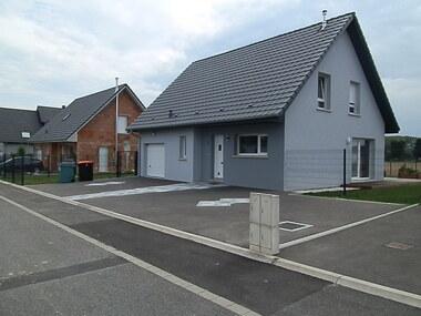 Vente Maison 5 pièces 110m² Traubach-le-Haut (68210) - photo