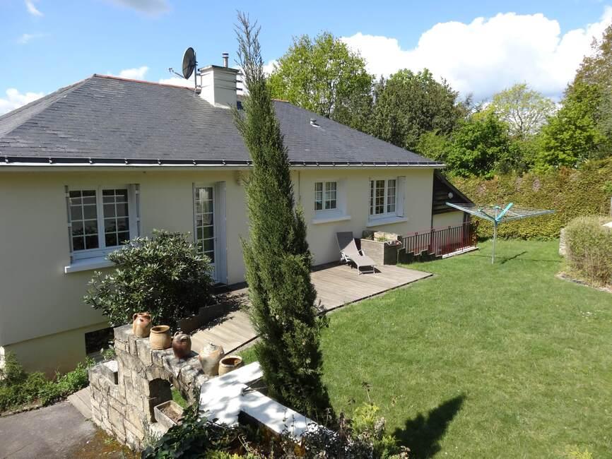 Vente maison 5 pi ces savenay 44260 101166 for Piscine savenay