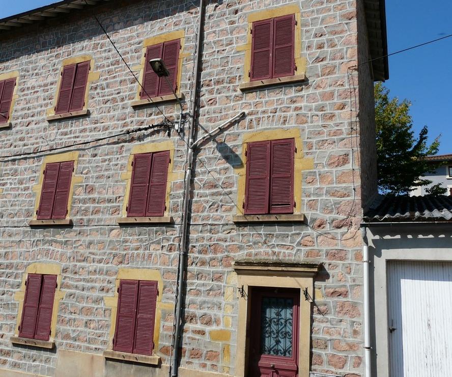 Vente Immeuble 150m² Cours-la-Ville (69470) - photo