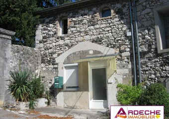 Location Appartement 3 pièces 60m² Chomérac (07210) - Photo 1