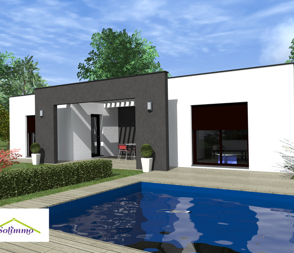 Vente Maison 4 pièces 85m² Corbelin (38630) - photo