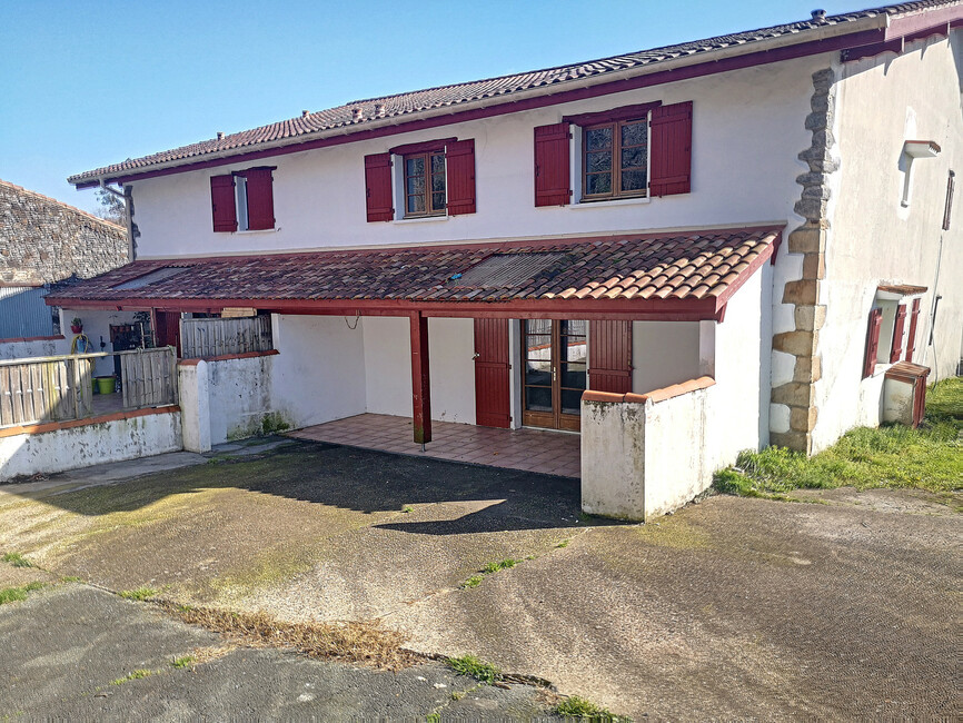 Vente Maison 12 pièces 450m² Saint-Pée-sur-Nivelle (64310) - photo
