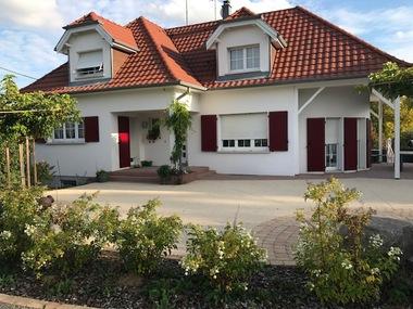 Vente Maison 6 pièces 165m² Kappelen (68510) - photo