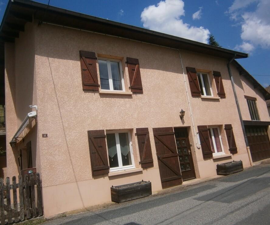 Vente Maison 6 pièces 140m² Saint-Vincent-de-Reins (69240) - photo