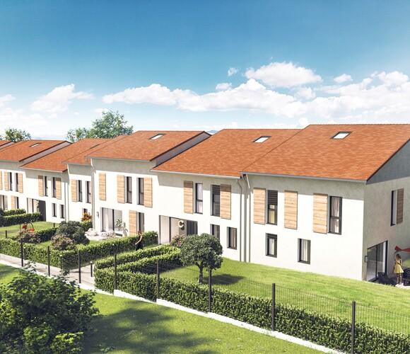 Vente Appartement 3 pièces 64m² Reignier-Esery (74930) - photo