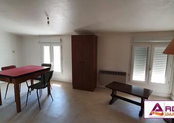Location Appartement 1 pièce 26m² Chomérac (07210) - Photo 1