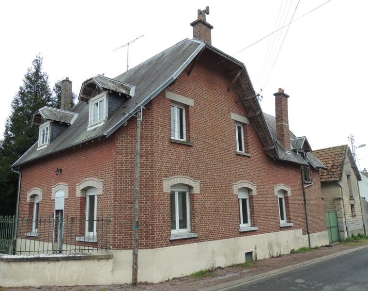 Vente Maison 7 pièces 130m² Pierremande (02300) - photo