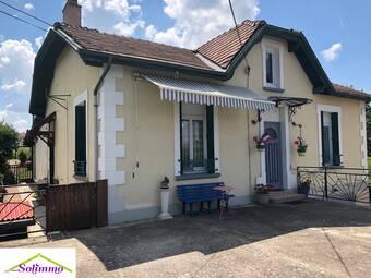 Vente Maison 7 pièces 125m² La Bâtie-Montgascon (38110) - photo