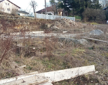 Sale Land 882m² FROTEY LES VESOUL - photo