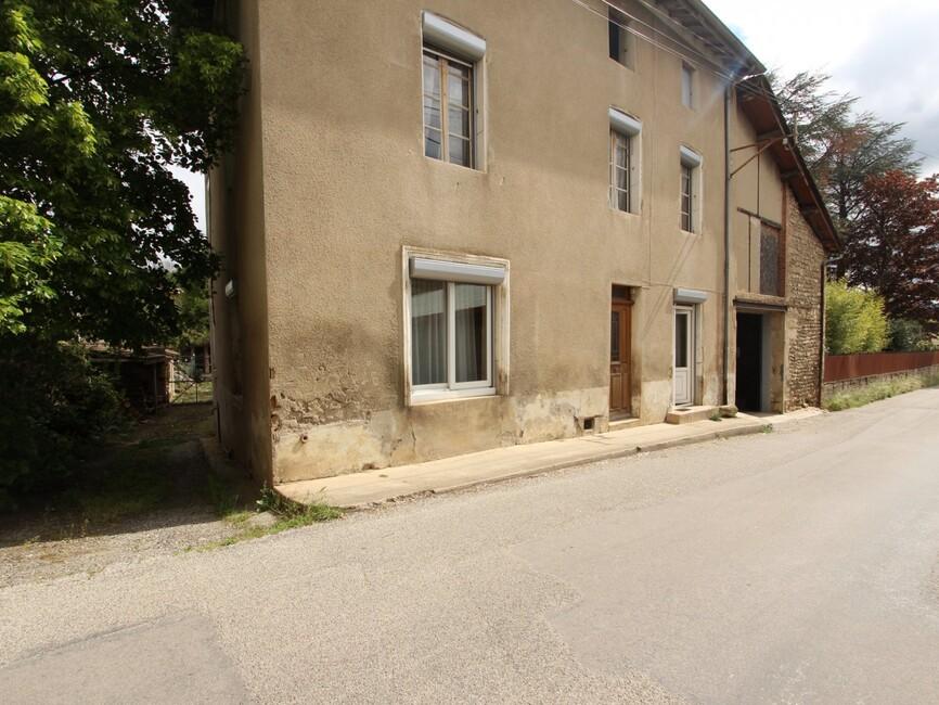 Vente Maison 7 pièces 160m² Châtillon-Saint-Jean (26750) - photo