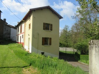 Vente Maison 4 pièces 60m² Bourg-de-Thizy (69240) - Photo 1
