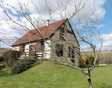Vente Maison 7 pièces 167m² Givry (71640) - photo